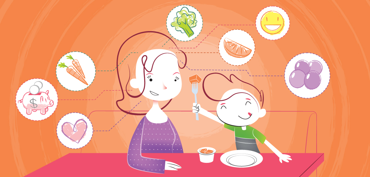 A Mom's Eye View of Kids' Meals